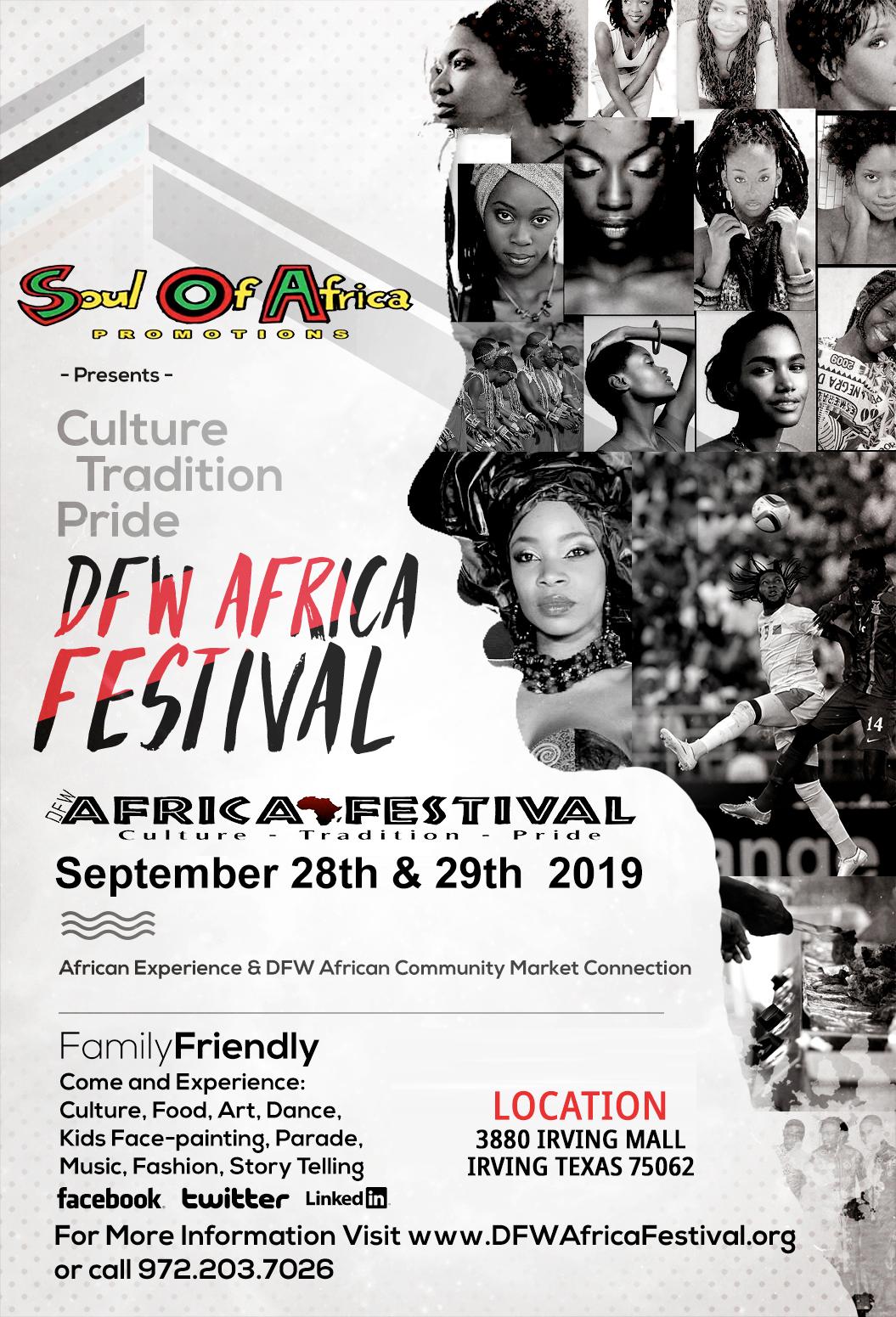 DFW Africa Festival of 2019